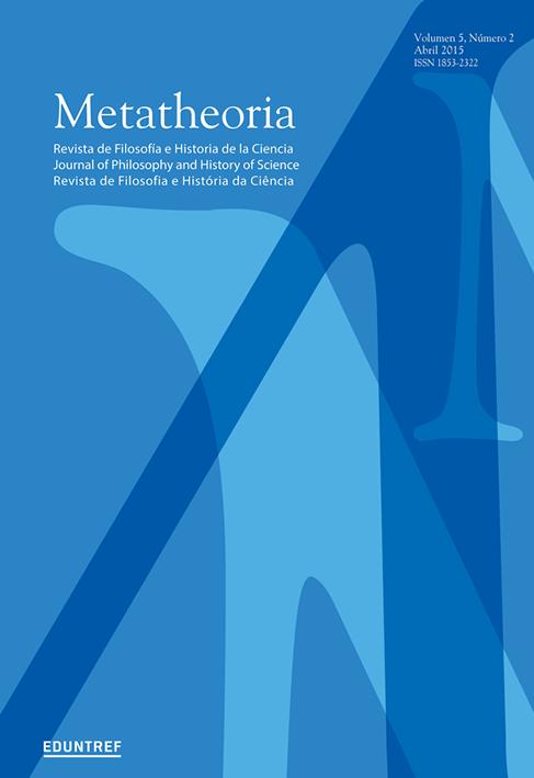Ver Vol. 5 Núm. 2 (2015): Volumen especial - Estructuralismo metateórico: algunos desarrollos y aplicaciones recientes - Parte I