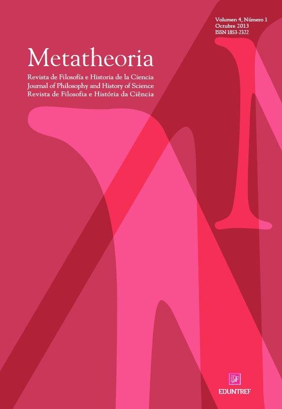 Ver Vol. 4 Núm. 1 (2013): Número especial - Figuralismo narrativo y responsabilidad epistémica en las controversias históricas